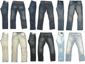 Jeans (with spirit shirts) Days