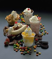 Create the Perfect Sundae that will last through class!!