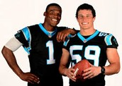 Cam Newton , Key Players