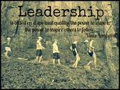 Senior Consultants...1st Step of Leadership