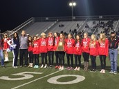 Marcus Girls XC Team takes State
