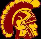 """Mascot: Trojans """"Traveler"""""""