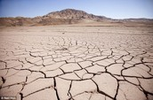 Cracked Deserts