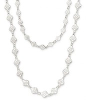 Devon Layering Necklace-Silver