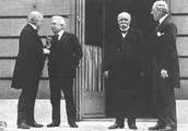 The terms and conditions of the Treaty of Versailles