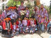 Inca Family Gathering: Wedding