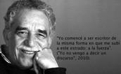 Leer es mi cuento. Talleres de lectura: Conmemorando a García Márquez