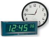 Analog vs digital clock