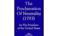 Washington Neutrality