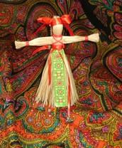 16 сентября в 15.00 часов в детской библиотеке им. Н. Островского (ул. Алюминиевая, 14) состоится бесплатный мастер-класс по изготовлению соломенной куклы.