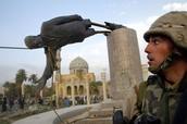 2. statue down