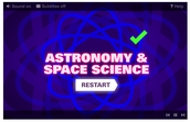 #2 - Astronomy and Space Science
