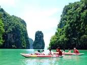 Thailand- visit caves