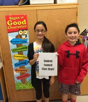 Miss Iafelice's Student Council Reps!