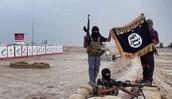 ISIS gunning postion