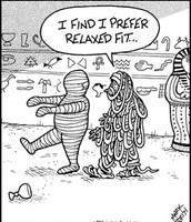 Comedy Mummy
