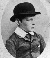 Churchill as a Child