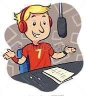 Broadcasting/Pledge Schedule