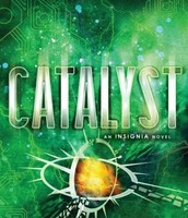 Catalyst by S.J. Kincaid -- Insignia series