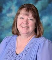 Debbie Rush, Campus Secretary