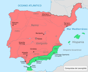 Conquista: caracteristicas y fases