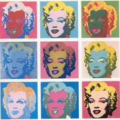Andy Warhol's art