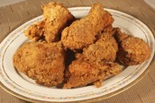 We sell the best Fried Foods Around!