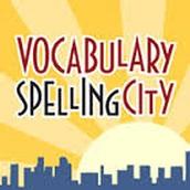 Vocabulary/Spelling City