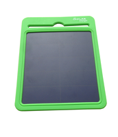Caricabatterie ad energia solare Green