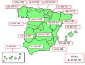 Todas las centrales de biomasa que hay en España