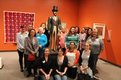 Teachers Learning at the Amon Carter
