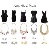 Looking for some sparkly ideas to go with that gorgeous LBD?! ... look no further!