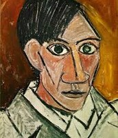 Picasso's Self Portrait