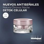 Antiseñales 30 + noche detox