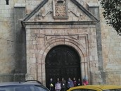 Curch of San Pedro