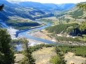 Incredible River Scene