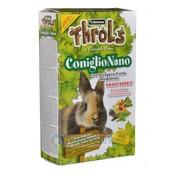 Mangime coniglio nano
