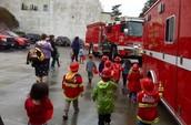 Estación de bomberos.
