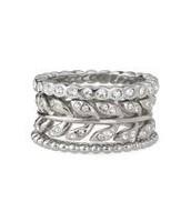 Laurel Rings Size 5/J £20