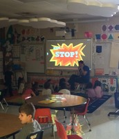 Leaders in Action- Mrs. Thompson's Class