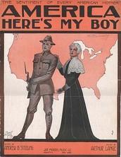 May 18, 1917- Selective Service Act