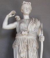 Artemis and Diana had many main similarities.