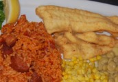 FAMOUS Friday Flounder and Red Rice!!
