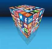 Apps are huge part of Social Media.