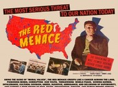 1) Red Scare