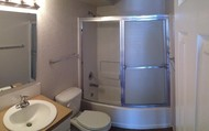 Panoramic Bathroom View