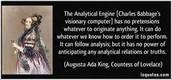 Ada's Quote
