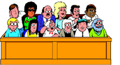Serving In The Jury