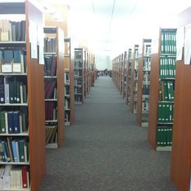Canada College Library