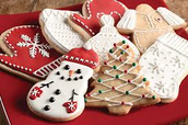 HOLIDAY COOKIE TRAYS 2015